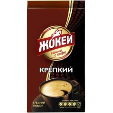 Кофе Жокей молотый Крепкий  225г
