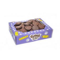 Печенье FUNNY CAT какао с начинкой 800 гр.