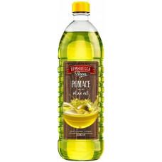 Масло оливковое Принцесса вкуса Pomace, пластиковая бутылка, 1 л